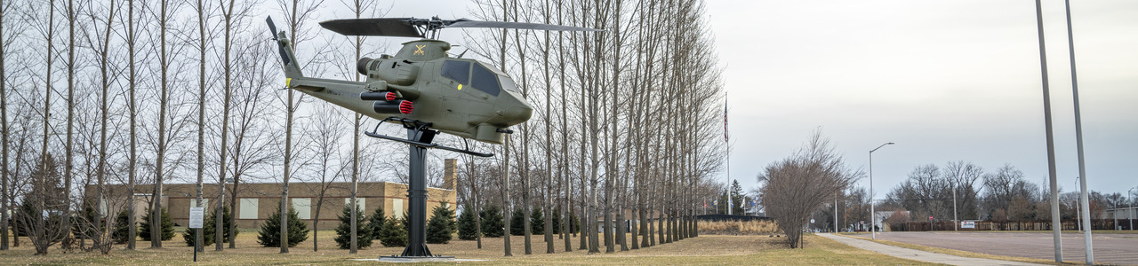 Helicopter Support and Foundation Plan, Martin County Veterans Memorial, Minnesota