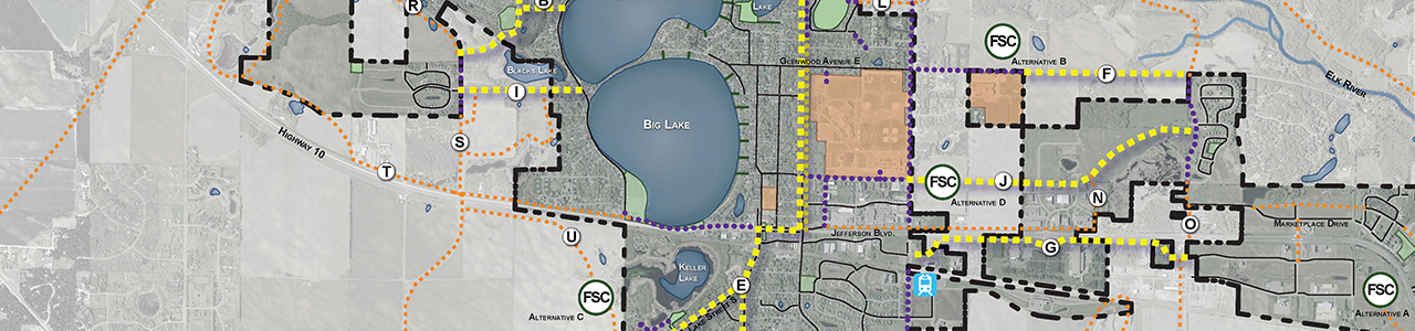 Parks and Trails Master Plan, City of Big Lake, Minnesota