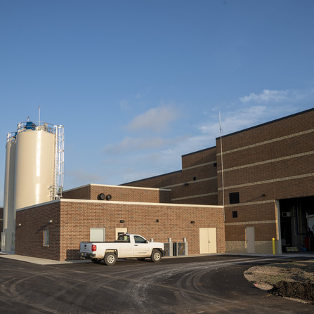 Image of Water System Improvements, City of Morris, Minnesota