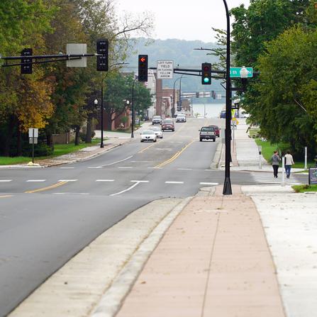Image of TH 25 Downtown Corridor Improvements, City of Buffalo, Minnesota
