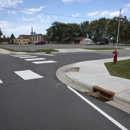Image of 57th Street Utility & Street Improvements, City of Albertville, Minnesota