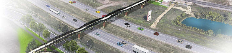 Mississippi Skyway Final Design, City of Ramsey, Minnesota