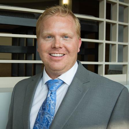 Professional headshot of Josh Halvorson