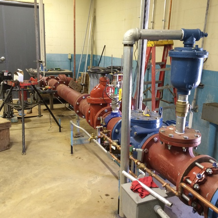 Image of Well House/Water Treatment Plant Improvements, City of Orono, Minnesota