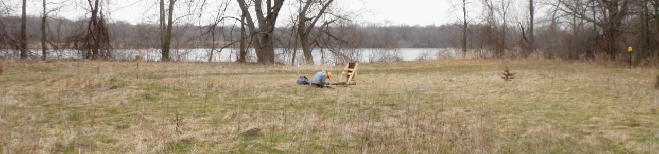 Archaeological Surveys of River Bluffs Regional Park, St. Cloud Parks & Recreation, Minnesota