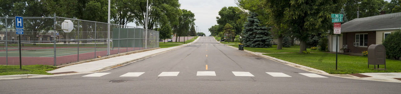 Gould Street Improvements, City of Redwood Falls, Minnesota