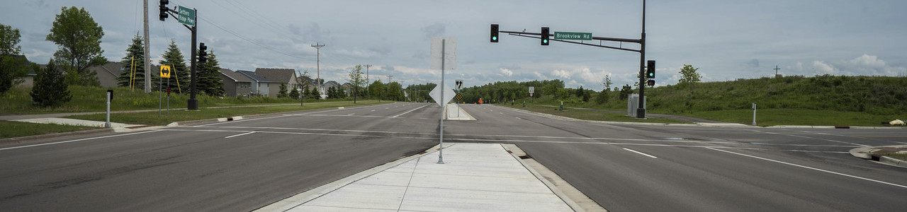 ISD 834 Utility and Street Improvements (Settlers Ridge Parkway and Brookview Road), City of Woodbury, Minnesota
