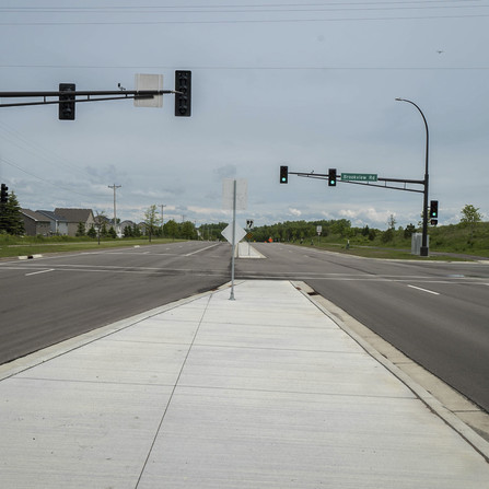 Image of ISD 834 Utility and Street Improvements (Settlers Ridge Parkway and Brookview Road), City of Woodbury, Minnesota