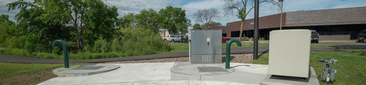 Cleveland Lift Station, City of Roseville, Minnesota