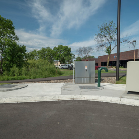 Image of Cleveland Lift Station, City of Roseville, Minnesota