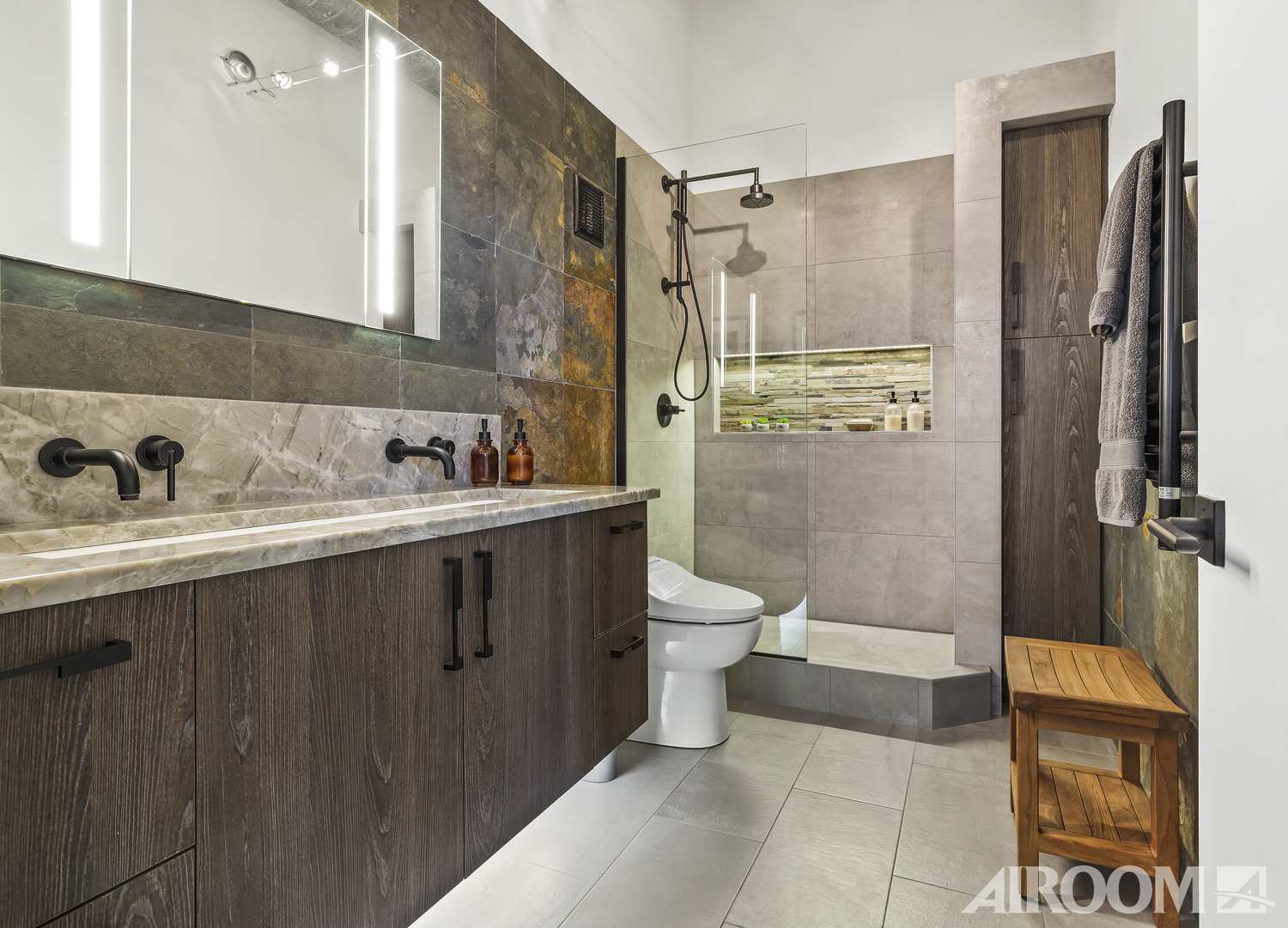 Bathroom Design and Remodeling Ideas | Airoom Chicago