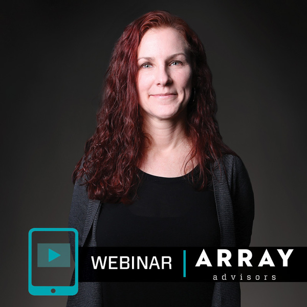 Kristy Venrick - Array Architects | Array Advisors