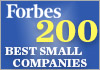Forbes  - 200 Best Small Companies