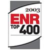 ENR Top 400 Contractors list