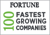 Fortune Magazine's 100 Fastest Growing Companies 2004