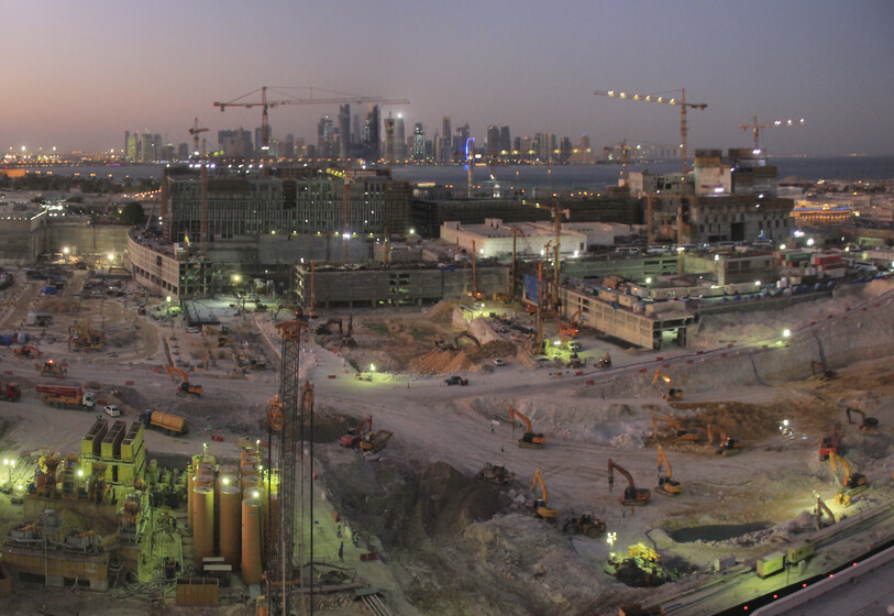 Msheireb Downtown Doha Phase 3 slider image