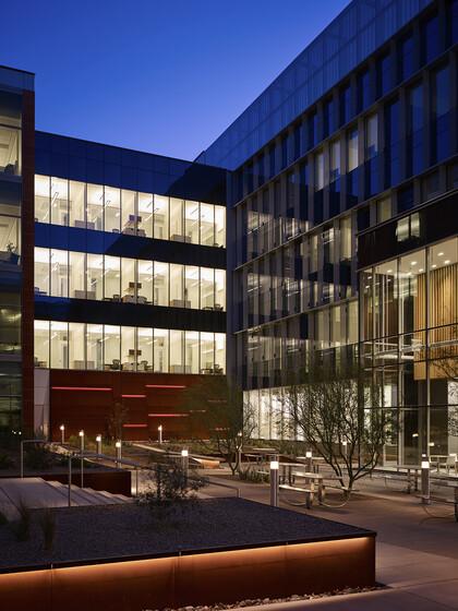 University of Arizona Bioscience Research Laboratories slider image