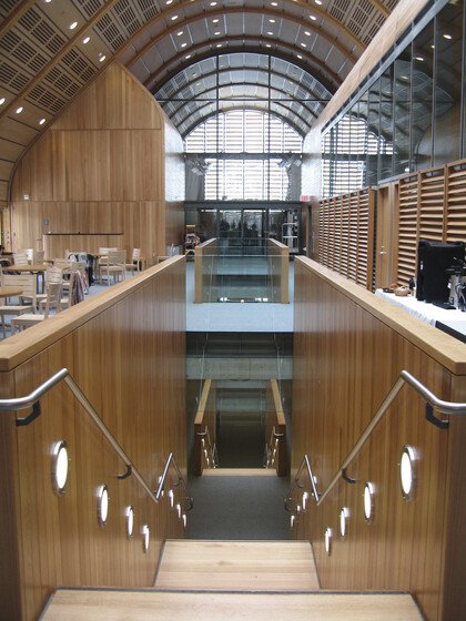 Kroon Hall, Yale School of Forestry & Environmental Studies, Yale University slider image