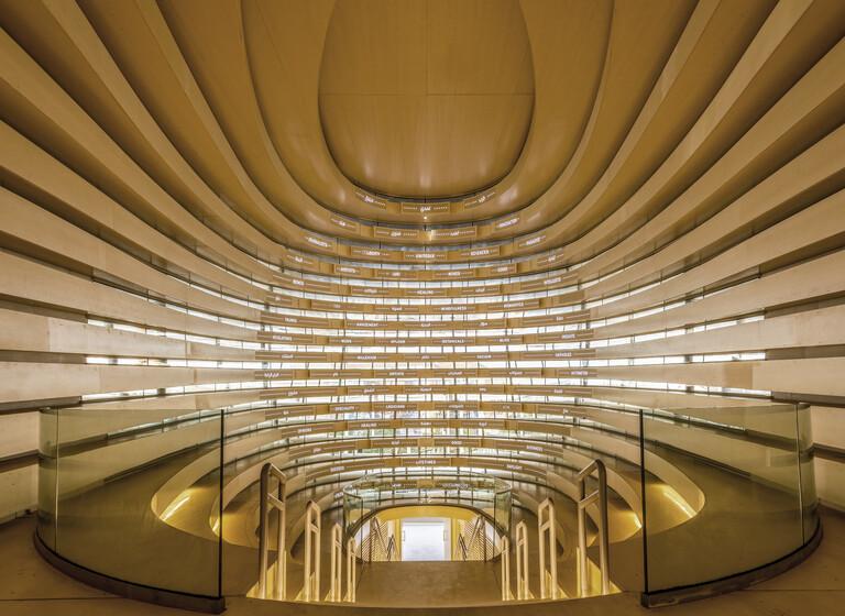 UK Pavilion, Dubai Expo 2020 slider image