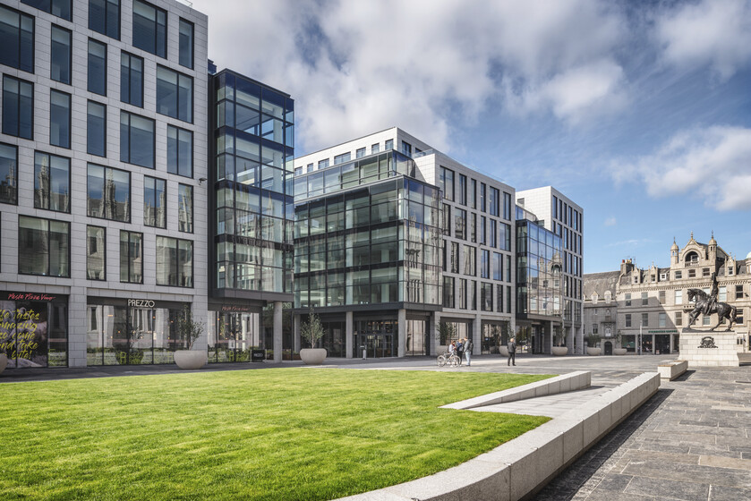Marischal Square slider image