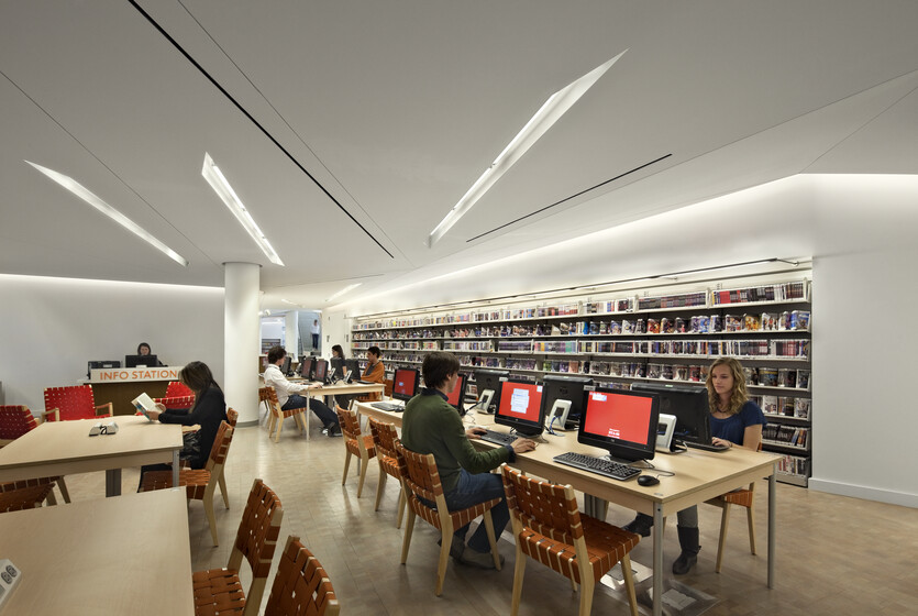 Battery Park City Branch, New York Public Library slider image