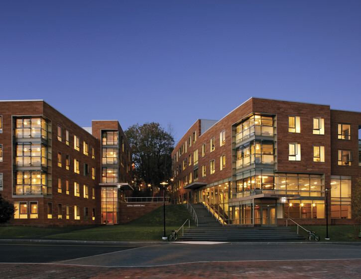 Sophia Gordon Residence Hall, Tufts University slider image