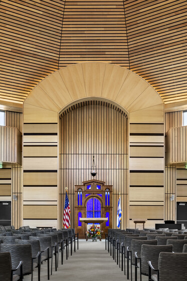 The Temple-Tifereth Israel slider image