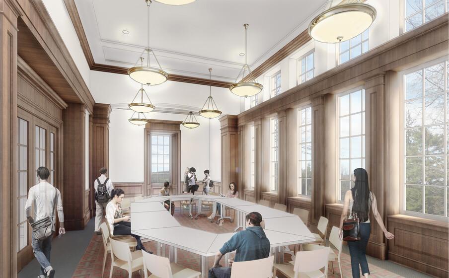 New Residence Hall, Colgate University slider image