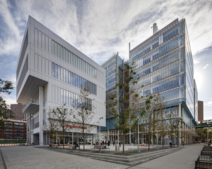 Manhattanville Campus Phase 1, Columbia University slider image