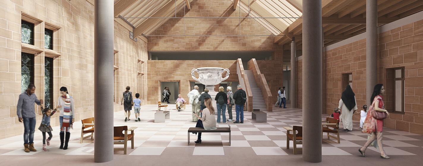 The Burrell Renaissance slider image