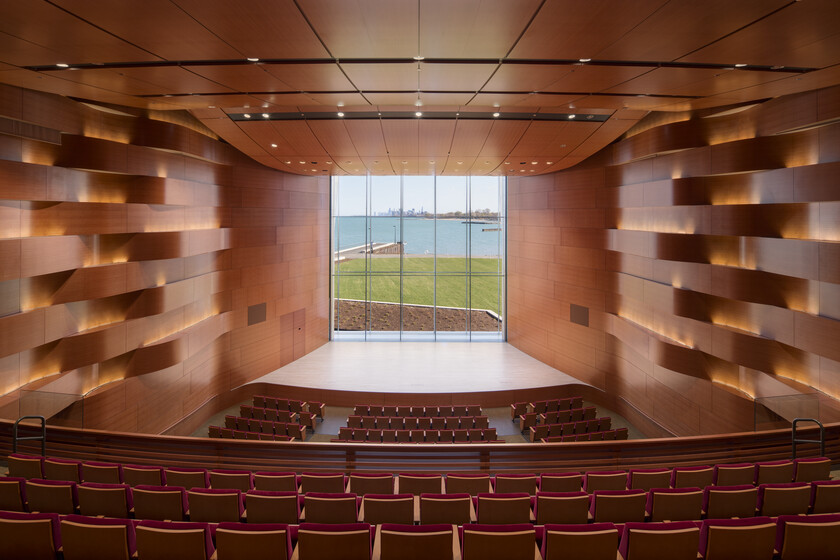 Patrick G. and Shirley W. Ryan Center for the Musical Arts, Northwestern University slider image
