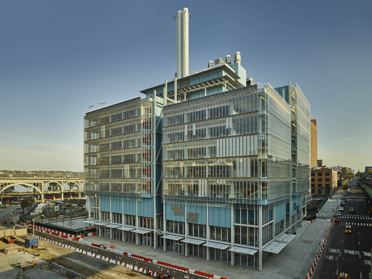 Manhattanville Campus Phase 1, Columbia University slider image