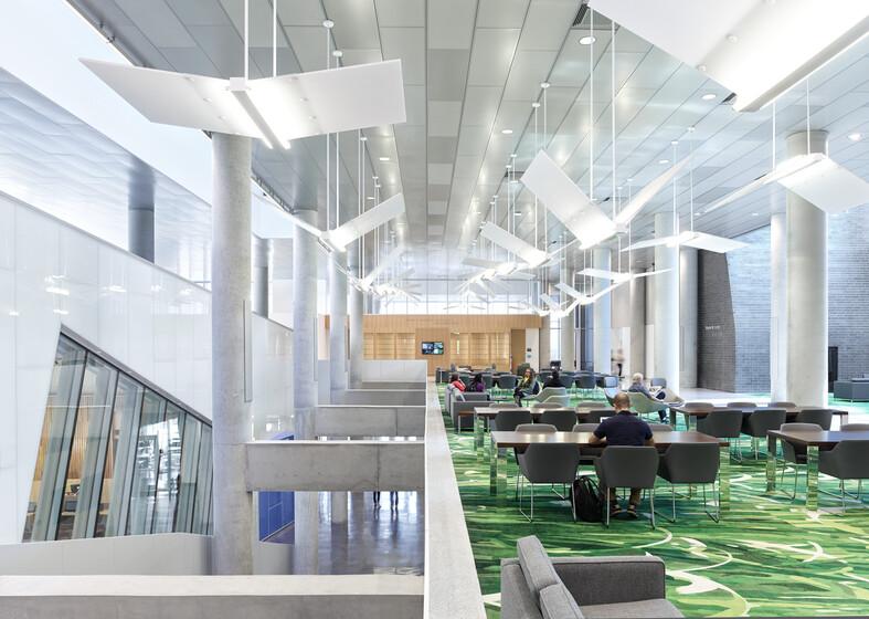 Dineen Hall, Syracuse University College of Law, Syracuse University slider image