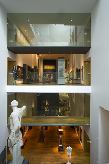 Ashmolean Museum Renovation and Extension slider image