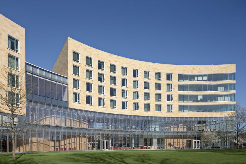 Tata Hall, Harvard Business School slider image