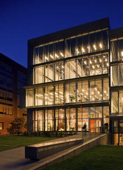 Perry and Marty Granoff Center for the Creative Arts, Brown University slider image