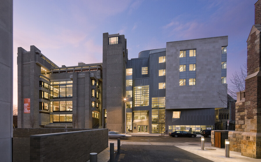 Arts Complex, Yale University slider image