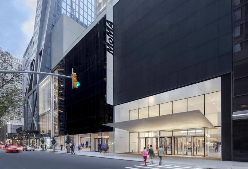 The Museum of Modern Art Expansion slider image