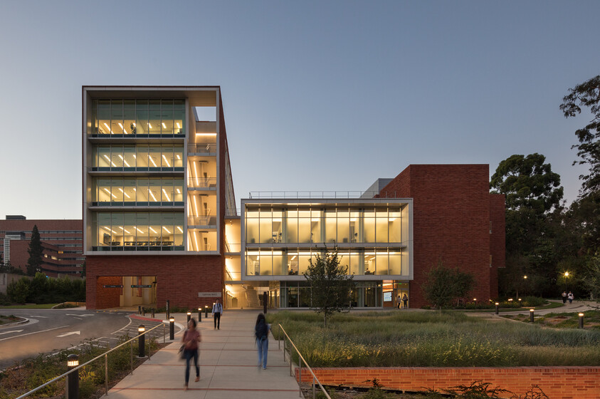 Geffen Hall, University of California Los Angeles slider image