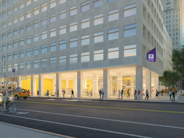 370 Jay Street, Center for Urban Science and Progress, New York University slider image
