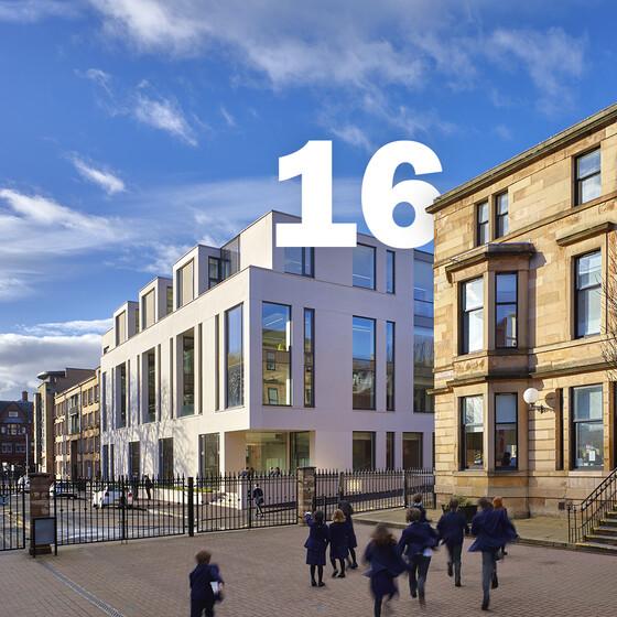 Glasgow Academy Saunders