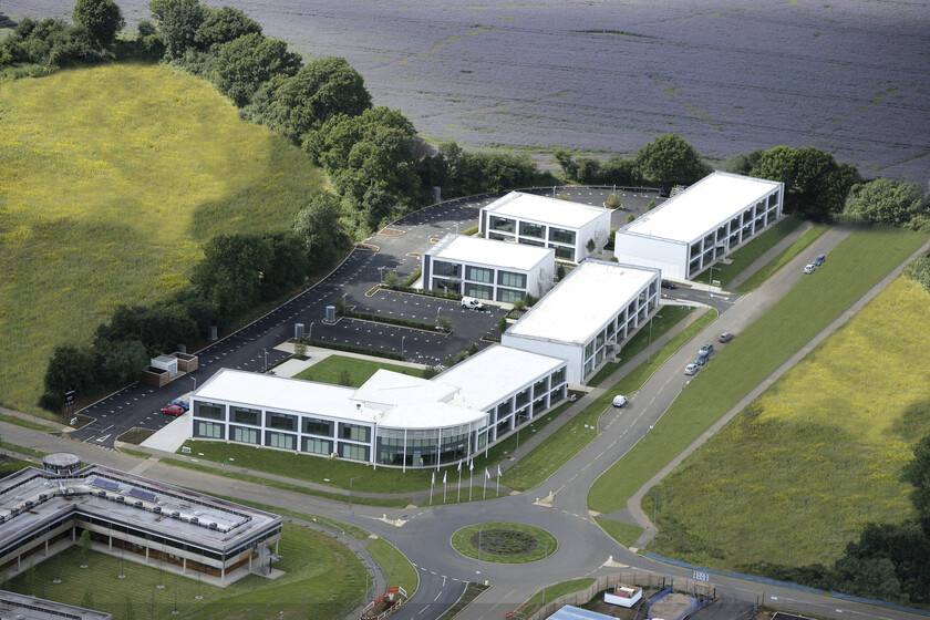 Butterfield Business Park slider image