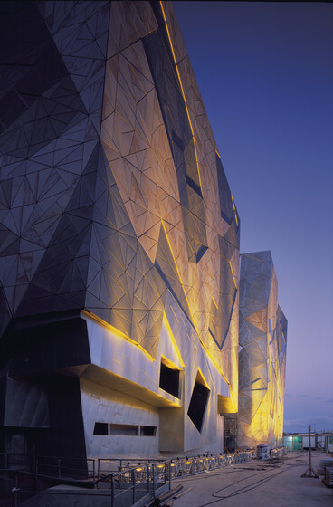Federation Square slider image