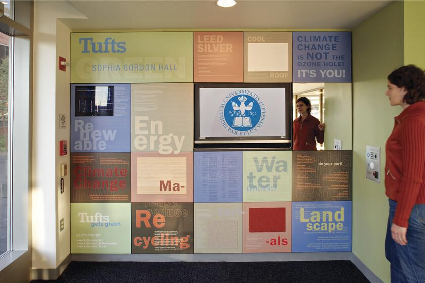 Sophia Gordon Residence Hall, Tufts University slider image