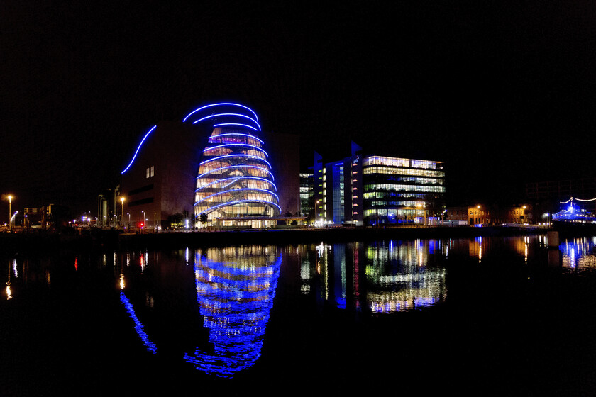 The Convention Centre Dublin slider image