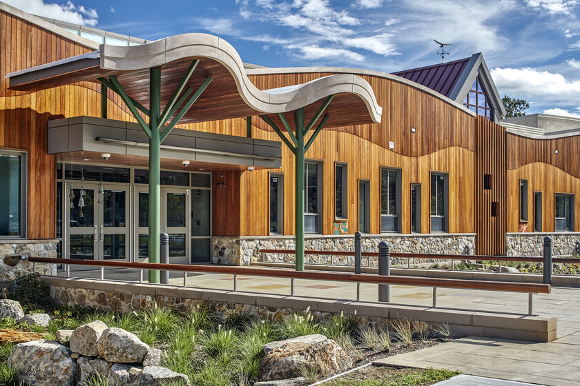 New Sandy Hook Elementary School slider image