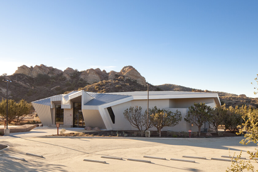 Vasquez Rocks Interpretive Center slider image
