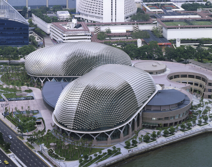 The Esplanade - Theatres on the Bay slider image