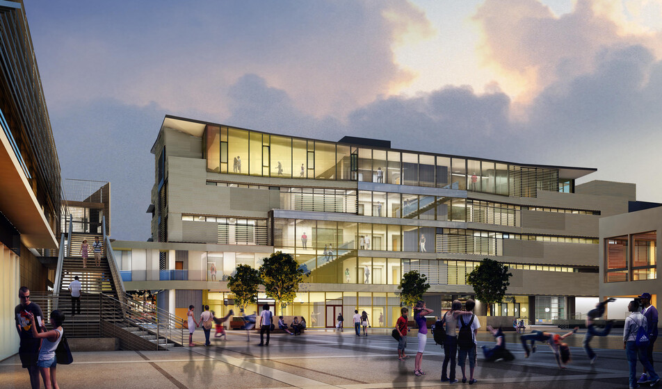 Lower Sproul Plaza Redevelopment, UC Berkeley slider image
