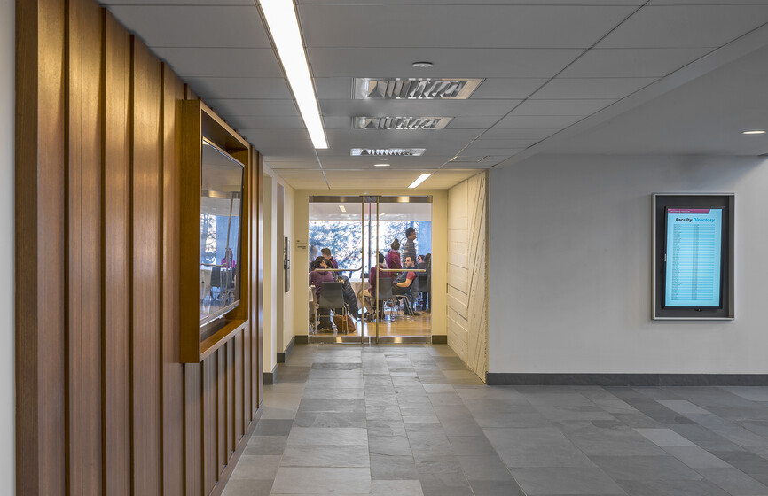 School of Law Renovation and Addition, Boston University slider image